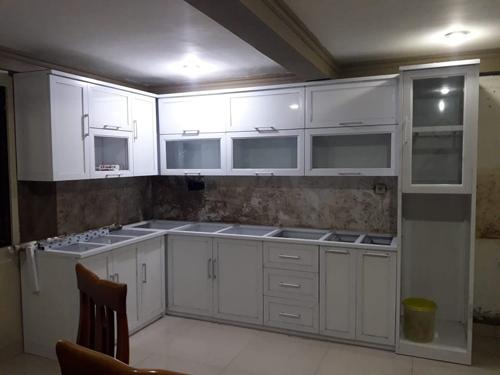 Kitchen Set Aluminium Cipta Stainless